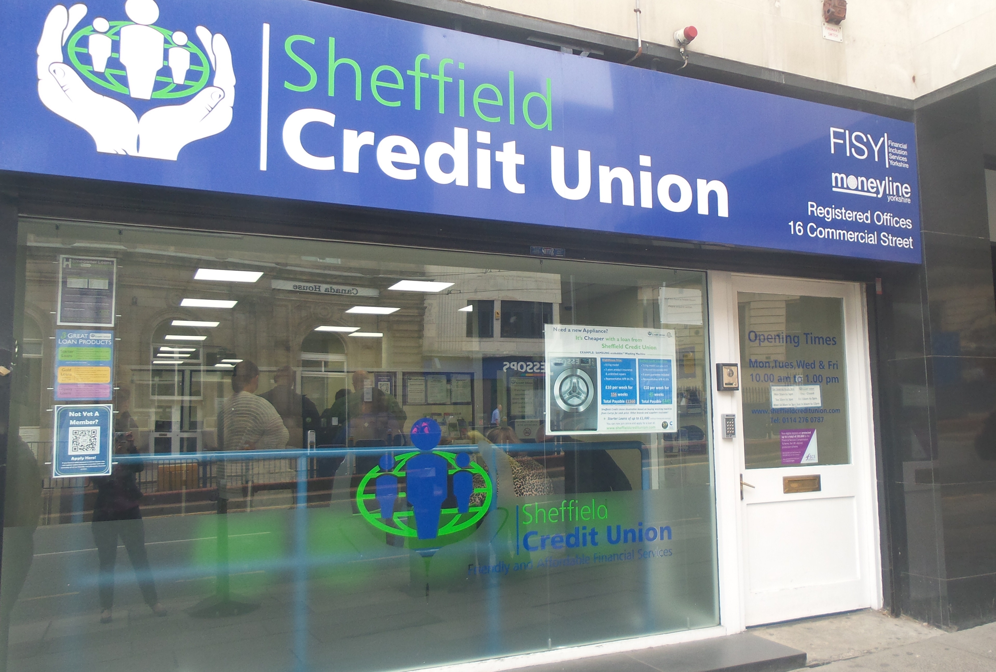 Home office sheffield address - A Fair Place To Borrow And Encouragement To Save