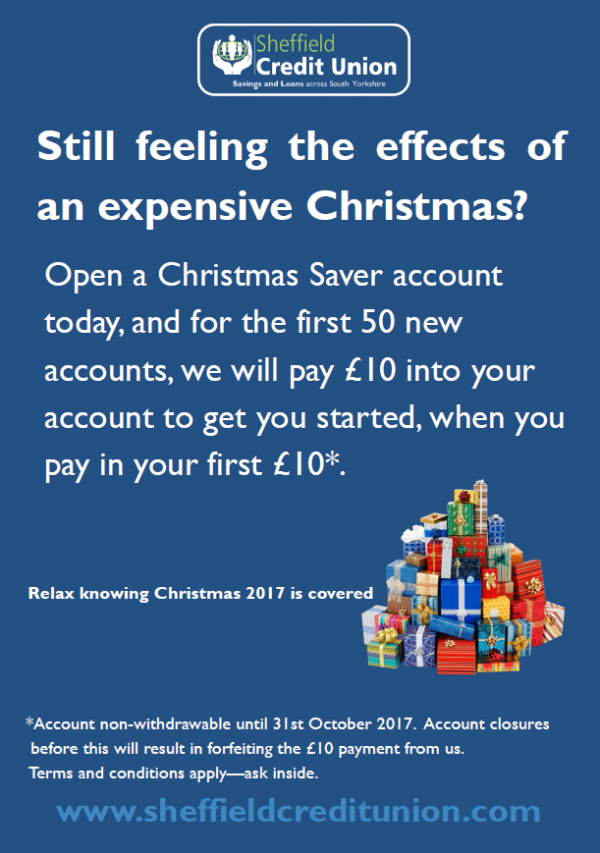 New Christmas Saver Offer – First 50 Applicants!