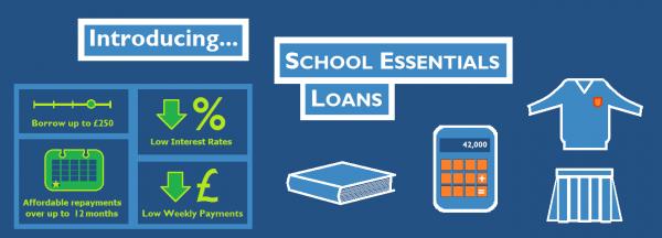 ***NEW LOAN PRODUCT*** School Essentials Loan