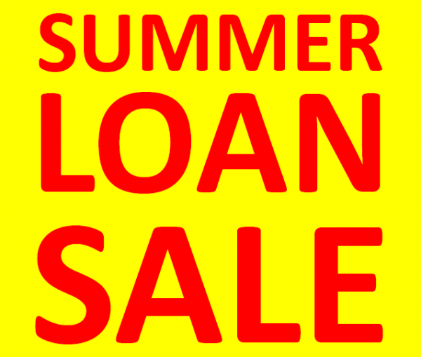 Summer Loan Sale – Get 20% Off!