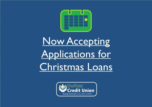 Now Accepting Applications for Christmas Loans